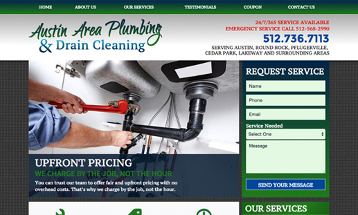 Austin Plumbing Repairs Located in Pflugerville - Austin Area Plumbing and Drain Cleaning