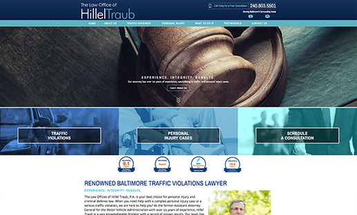 The Law Office of Hillel Traub