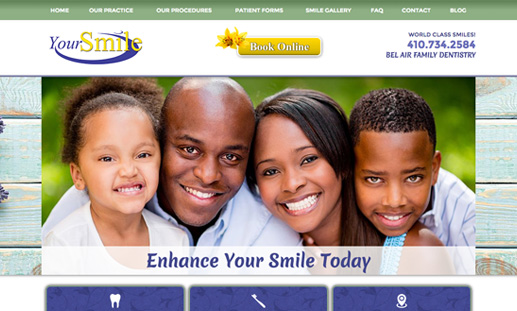 Bel Air Dentist Located in Bel Air - Your Smile