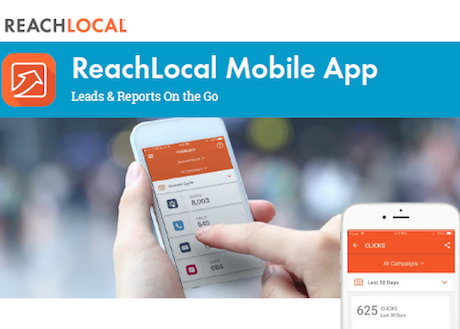 Get ReachLocal Mobile App Infosheet