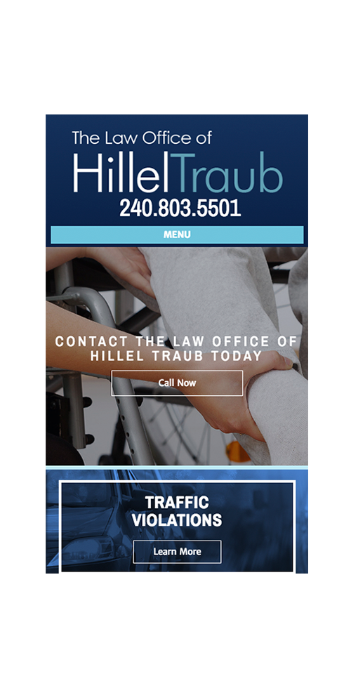 The Law Office of Hillel Traub, Phone View