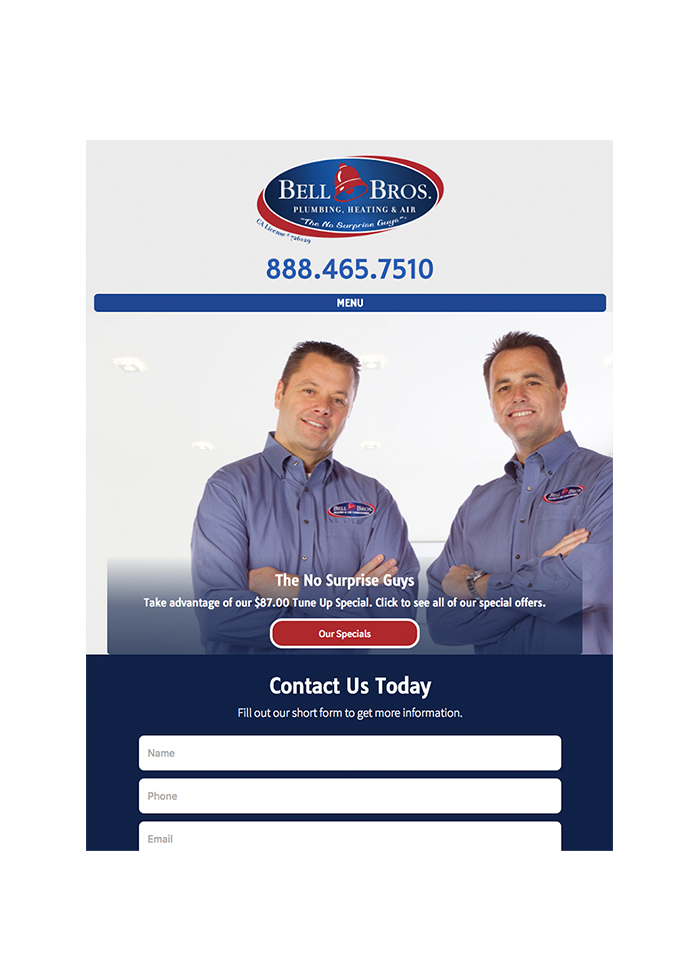 Bell Brothers Home Service