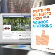 Facebook Advertising Ebook from ReachLocal