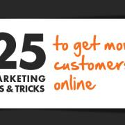 Online marketing tips and tricks to get customers