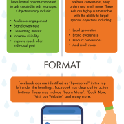 ReachLocal Infographic: Differences Between Boosted Posts and Facebook Ads
